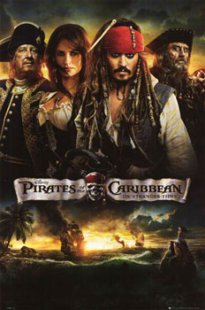 pirates of the carribean movie