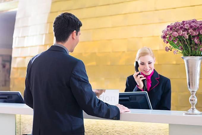 office-receptionist