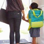 mother-and-daughter-leaving-for-school