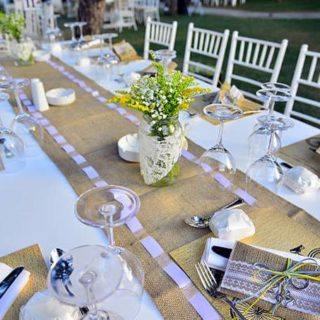 Planning for Formal or Informal Events